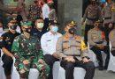 Polres Gresik Gelar Apel Pasukan Ops Ketupat Semeru 2021