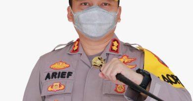 Tegas Kapolres Gresik AKBP Arief Fitrianto, SH., SIK., MM Giat Penyekatan dan Peniadaan Mudik Tetap Berjalan Sampai Dengan Tanggal 24 Mei
