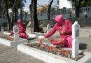 HKGB Ke – 69,Bhayangkari Cabang Gresik Lakukan Ziarah Di Taman Makam Pahlawan